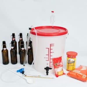 beginner starter kit home brew wirral