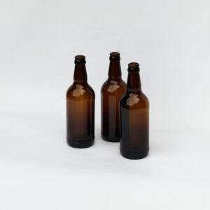 Bottles and bottling equipment