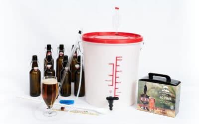 Beginners guide to brewing beer