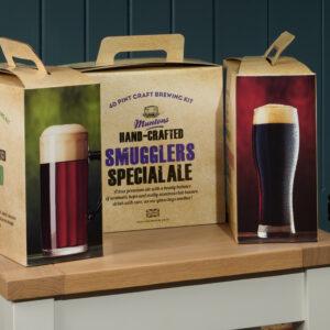 Homebrew beer starter Kits