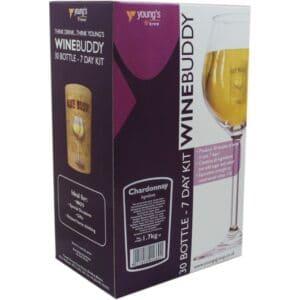 chardonnay wine kit winebuddy