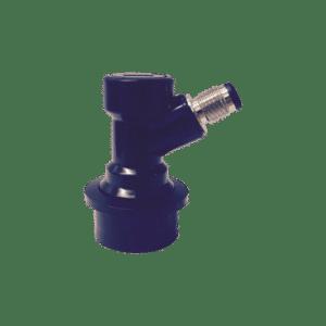 cornelius keg disconnect liquid threaded