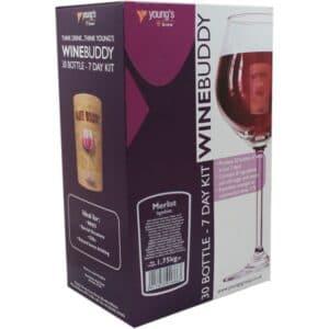 merlot home brew wine kit