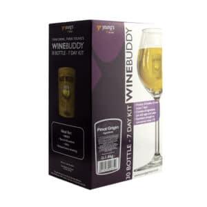 winebuddy pinot grigio