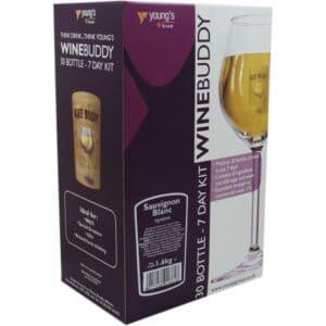 sauvignon blanc wine buddy wine kit