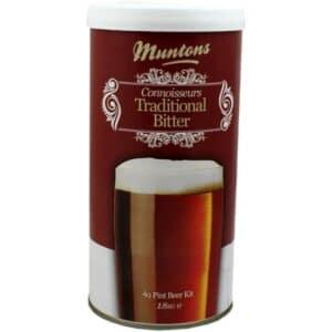 Muntons Connoisseur's Traditional Bitter