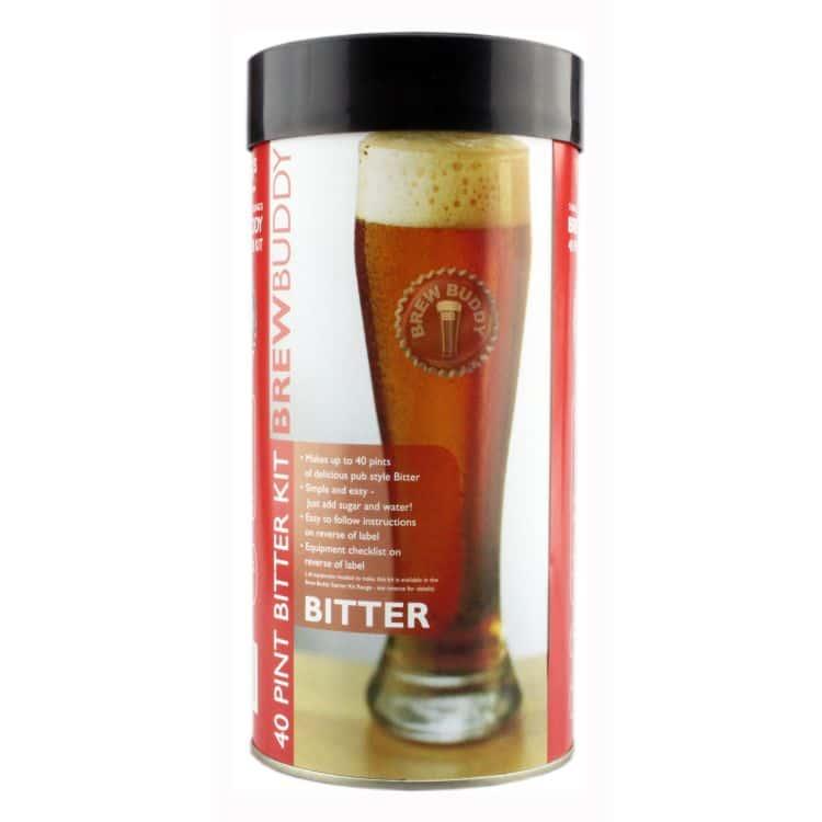 brewbuddy bitter beer kit