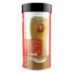 brewbuddy cider kit