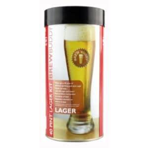 brewbuddy lager beer kit
