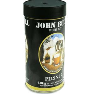 john bull pilsner