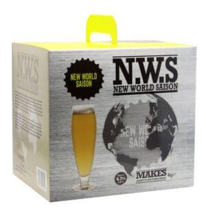 New World Belgian Saison 4.0kg - N.W.S
