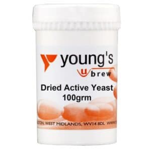 dried active yeast home brew