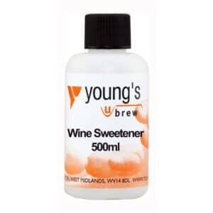 wine sweetener