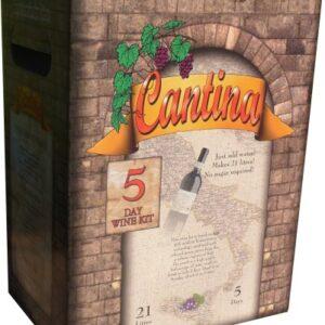 cantina wine kit