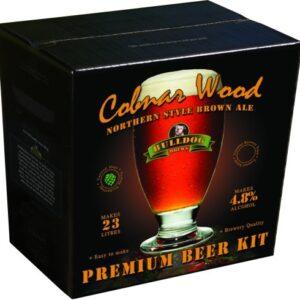 cobnar wood brown ale