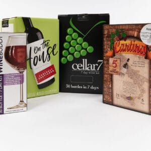 Home Brew Wine Starter Kits