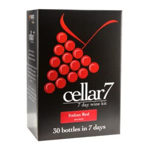 youngs italian red wine kit