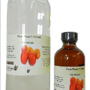 peach extract flavouring