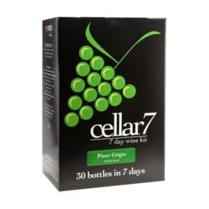 cellar 7 pinot grigio wine kits