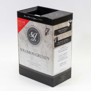 Solomon Grundy Platinum Wine Kits