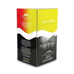 beaverdale white burgundy wine kits