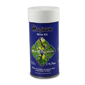 magnum medium dry white
