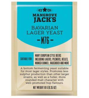bavarian lager yeast mangrove jacks