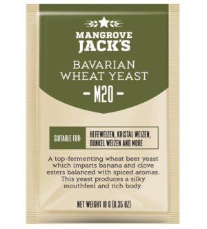 bavarian wheat yeast
