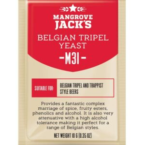 belgian tripel yeast