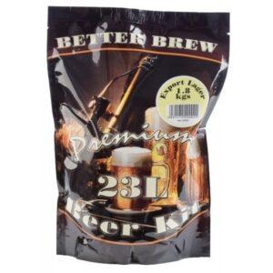 better brew export lager