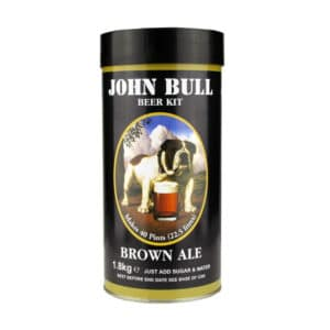 john bull brown ale