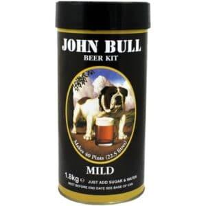john bull mild beer kit