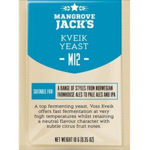 kveik yeast mangrove jacks