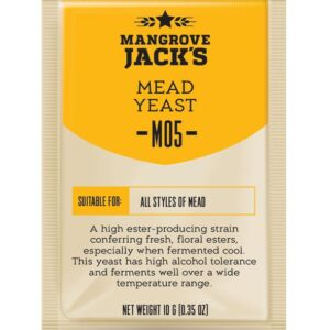 mead yeast mangrove jacks