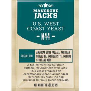 us west coast yeast mangrove jacks