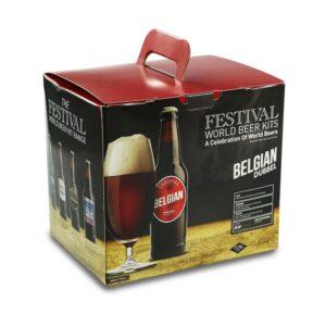 Festival Belgian Dubbel Beer kit