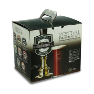 Festival Old Suffolk Strong Ale Beer Kit