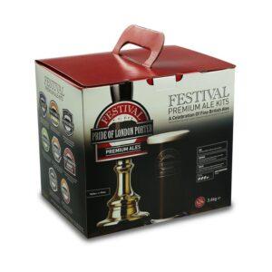 Festival Pride of London Porter Beer Kit