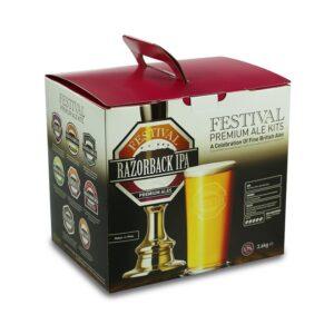 Festival Razorback IPA Beer Kit