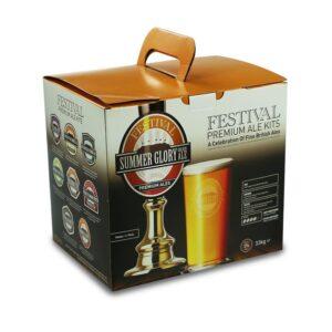 Festival Summer Glory Golden Ale Beer Kit