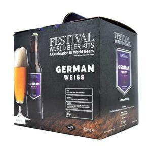 Festival German Weiss Beer Kit