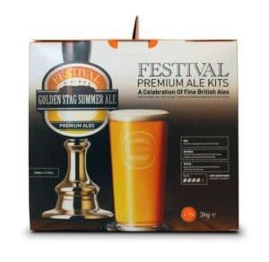 Festival Golden Stag Summer Ale Kit