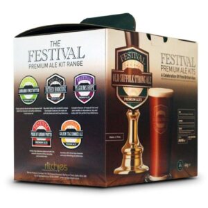 Festival Old Suffolk Strong Ale Kit