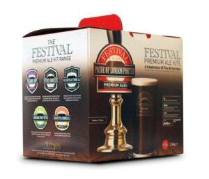 Festival Pride Of London Porter Kit