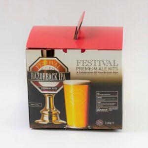 Festival Razorback IPA Kit