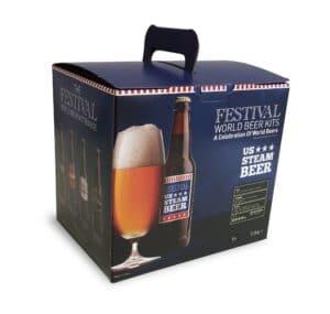 Festival US Steam Beer Kit