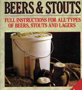 Home Brewed Beers and Stouts By C.J.J Berry