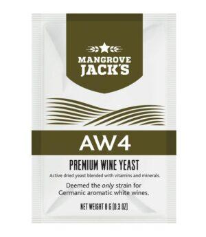AW4 Wine Yeast