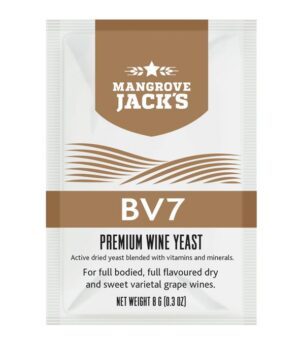 BV7 Wine Yeast