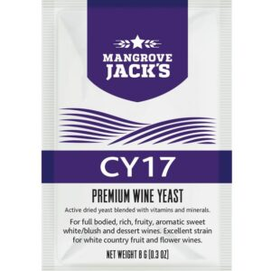 CY17 Wine Yeast